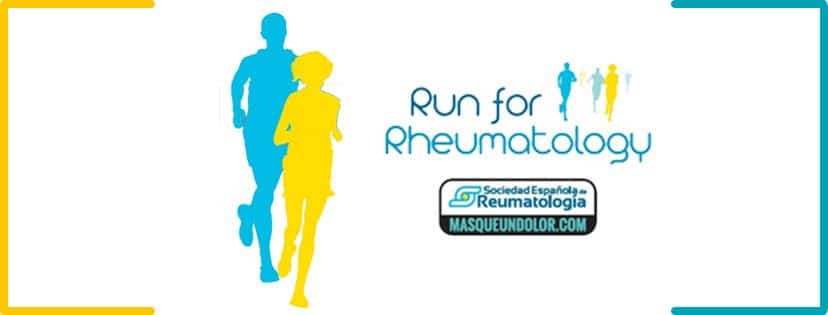 Carrera 'Run for Rheumatology' 2014