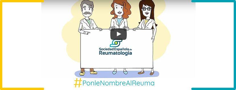 """Campaña """"Ponle nombre al reuma"""" para visibilizar las enfermedades reumáticas y autoinmunes sistémicas"""