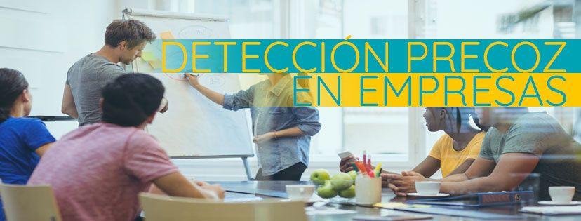 Campaña detección precoz en empresas 2014