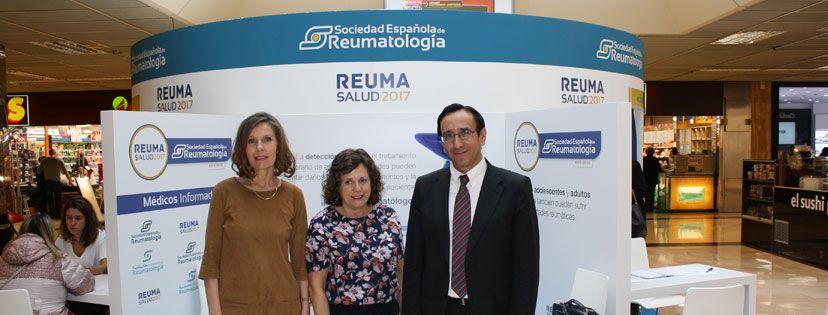 Reumasalud 2017 hace visibles las enfermedades reumáticas