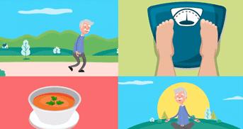 Recomendaciones para pacientes con artrosis en verano